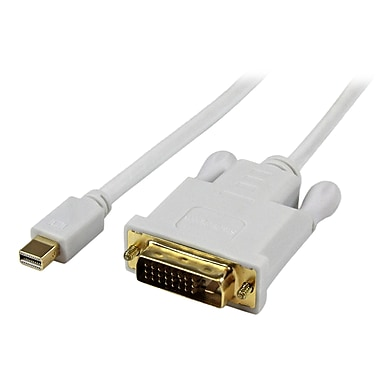 StarTech Mini DP to DVI Converter Cable, 3 '