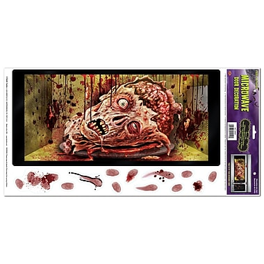 Halloween Microwave Door Decoration, 12