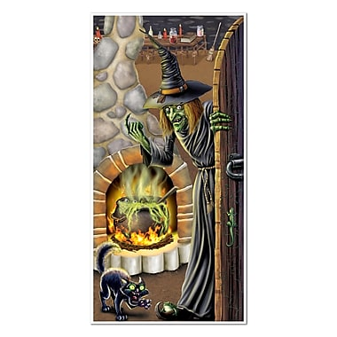Witch's Brew Door Cover, 30