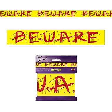 Beware Party Tape, 3