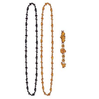Beistle Halloween Beads Necklace, 36