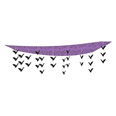Flock Of Bats Ceiling Decor, 12