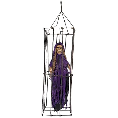 Caged Skeleton, 3' 11 1/2