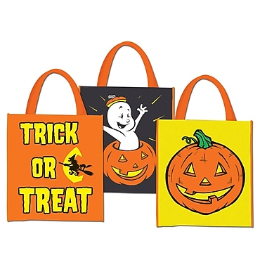 Halloween Treat Bags, 12