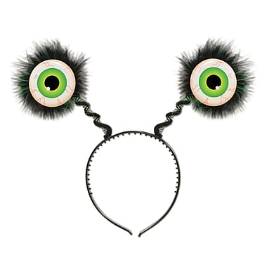Green Eyeball Boppers, One size fits most, 3/pack