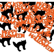 Happy Halloween and Cat Fanci-Fetti, 5/pack