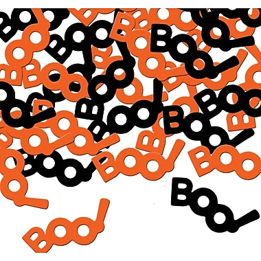 Boo Fanci-Fetti, 5/pack