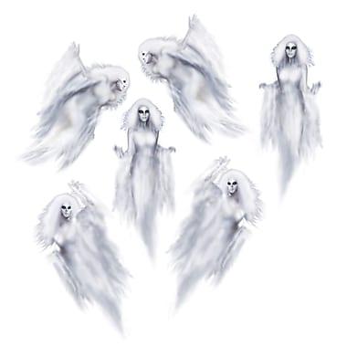Accessoires fantômes aériens, 35 à 37 po, paq./12