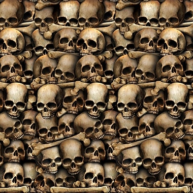 Catacombs Backdrop, 4' x 30'