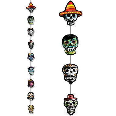 Day Of The Dead Stringer, 6' 6