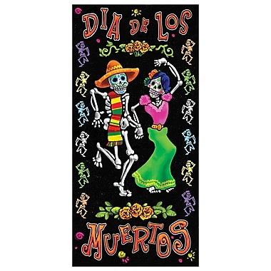 Day Of The Dead Door Cover, 30