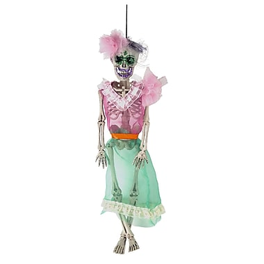 Day Of The Dead Female Skeleton, 16