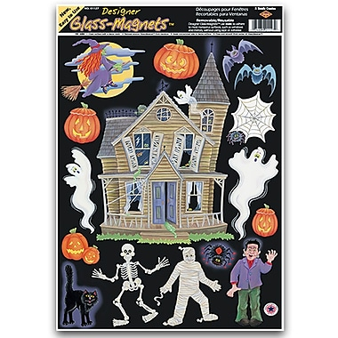 Haunted House Clings, 12