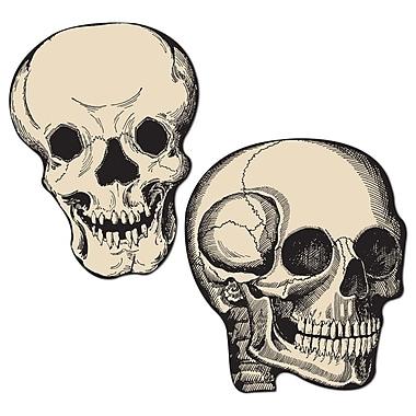 Mini Skull Cutouts, 5