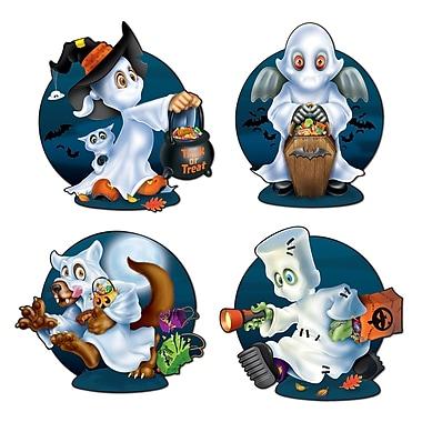 Ghost Kids Cutouts, 15