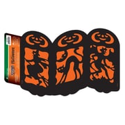 """Beistle 10"""" x 16"""" Halloween Tabletop Stand Up Cutouts, 3/Pack"""