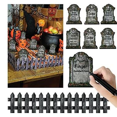 Dessus de table cimetière, 6 po et 24 po