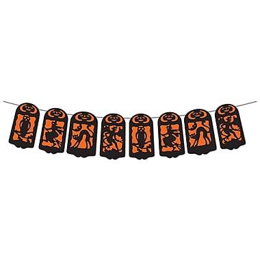 Halloween String Banner, 7