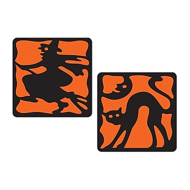 Halloween Coasters, 3 1/2