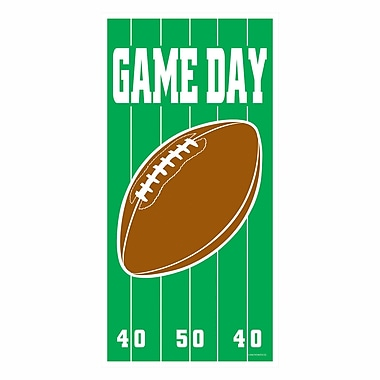 Game Day Football Door Cover, 30
