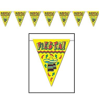 Fiesta Pennant Banner, 10