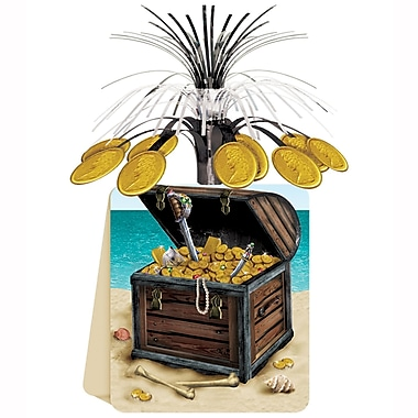 Pirate Treasure Centerpiece, 13