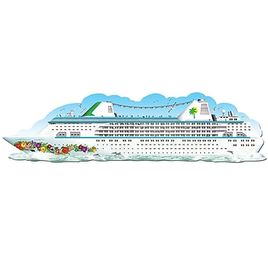 Jointed Cruise Ship, 6', 2/Pack