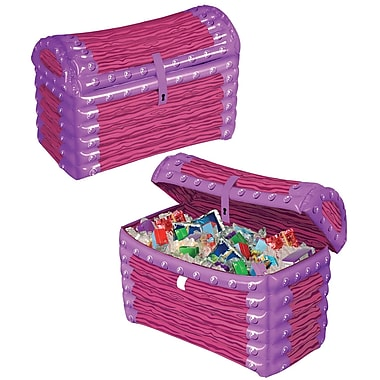 Inflatable Princess Treasure Chest Cooler, 24