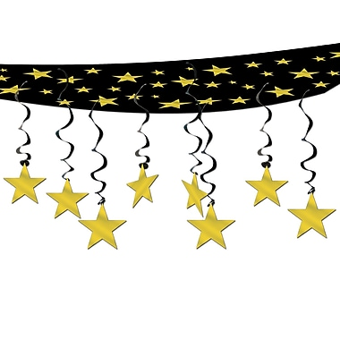 The Stars Are Out Ceiling Decor, 12