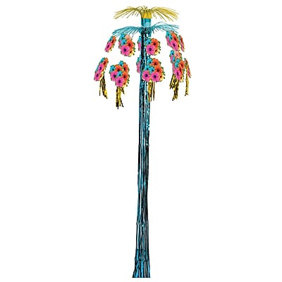 Beistle 8' Hibiscus Cascade Fountain, 2/Pack 1065693