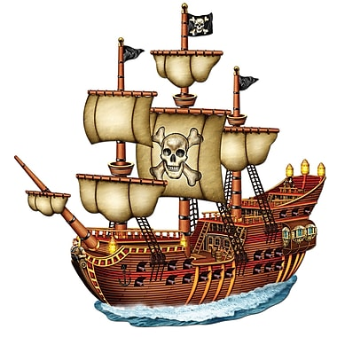 Jointed Pirate Ship, 31