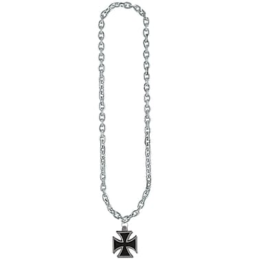 Chain Beads With Iron Cross Medal, 36