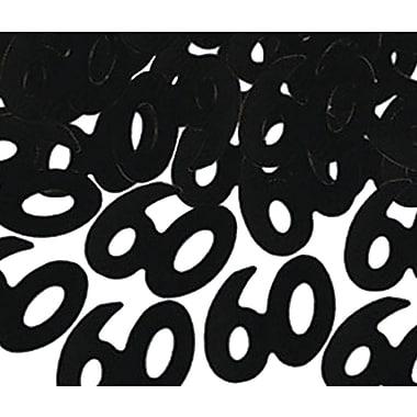 Fanci-Fetti silhouettes « 60 », noir, 5/paquet