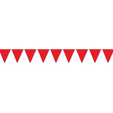 Indoor /Outdoor Pennant Banner, 10