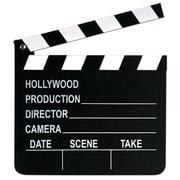 Claquette plateau de tournage, 7 x 8 po, 3/paquet