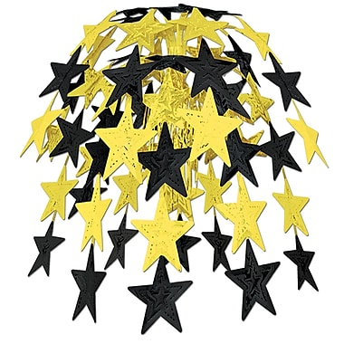 Cascades étoiles, 24 po, paquet de 2