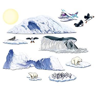 Accessoires de croisière arctique, 8 po à 4 pi 11 po, 24/paquet