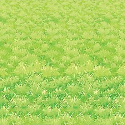 Beistle 4' x 30' Meadow Backdrop