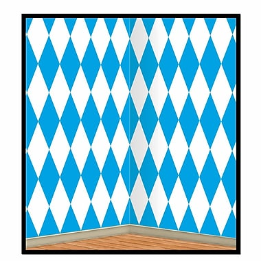 Oktoberfest Backdrop, 4' x 30'