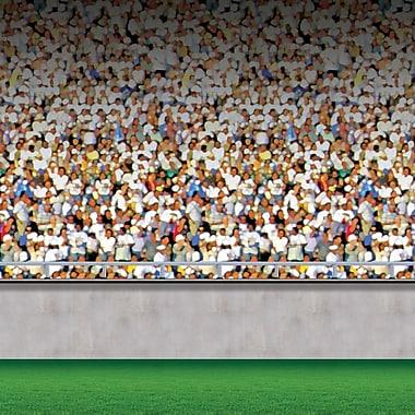 Lower Deck Stadium Backdrop, 4' x 30'