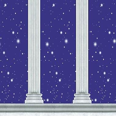 Arrière-plan colonnes, 4 x 30 pi