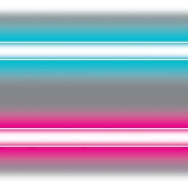 Bordure fluorescente, 10 po x 30 pi, paq./2