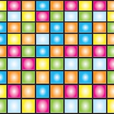 Beistle Disco Backdrop, 30' x 24