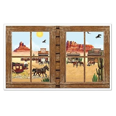 Insta-View western, 3 pi 2 po x 5 pi 2 po, 2/paquet