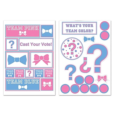Gender Reveal Decals, 11