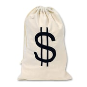 "Beistle Big Money Bag, 17"" x 11"""