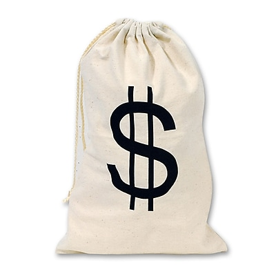 Beistle Big Money Bag, 17