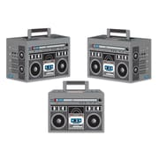 "Beistle Boom Box Favor Box, 4"" x 5 3/4"", 9/Pack"
