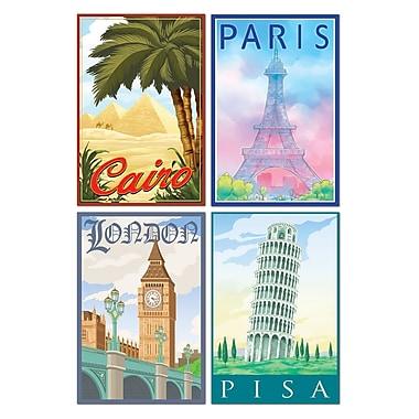 International Travel Cutouts, 16