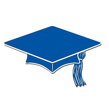 Mini Grad Cap Cutouts, 4
